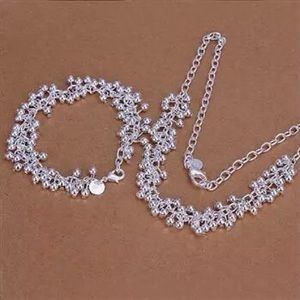 Jewelry - 925 sterling silver necklace and bracelet